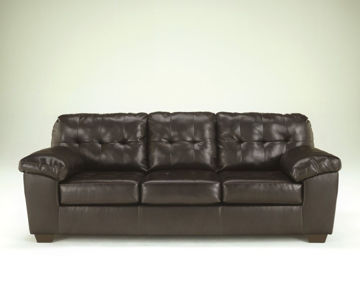 Picture of EMIRATES CHOCOLATE SOFA AND LOVESEAT - 20101