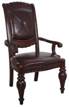 Picture of ANTOINETTE ARM CHAIR - AY200