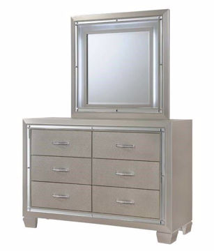 Picture of PLATINUM YOUTH MIRROR - LT111