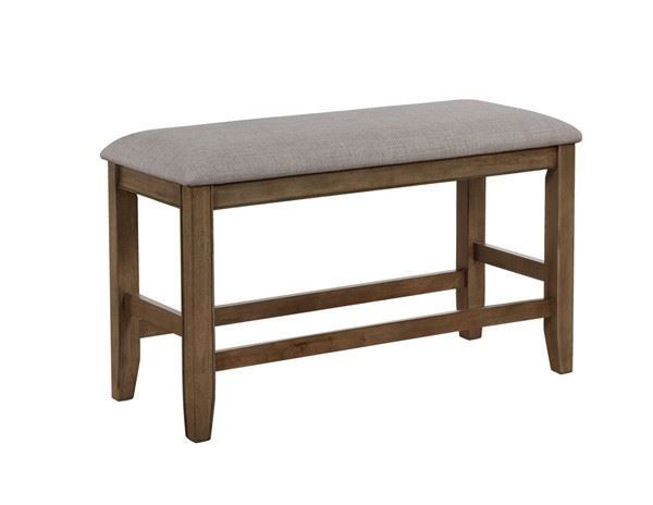 Picture of MANNING COUNTER HEIGHT DINING BENCH - 2731