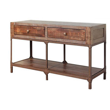 Picture of URBAN GOLD SOFA TABLE - 560