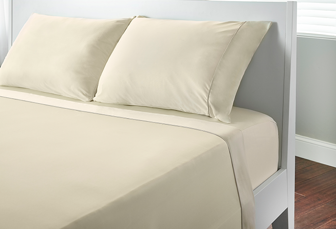Picture of DRI-TEC TWIN SHEET SET - CHAMPAGNE