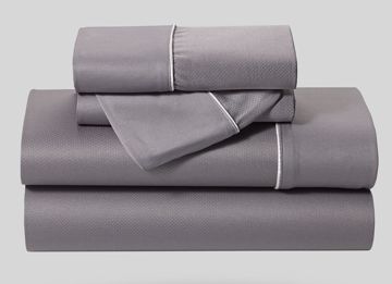 Picture of DRI-TEC QUEEN SHEET SET- GREY