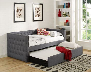 Picture of YOSEMITE GREY DAYBED - 5335