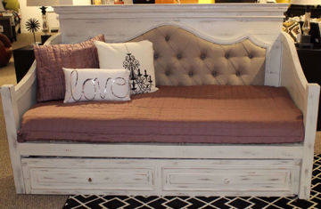 Picture of CHALET DAYBED-NERO WHITE