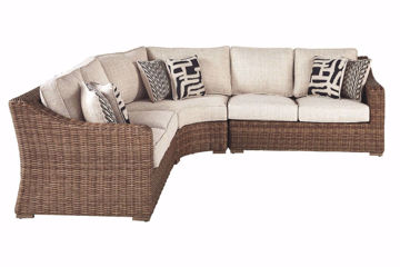 Picture of EASTCHESTER OUTDOOR SECTIONAL - P791