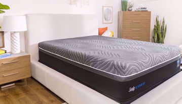 Picture of SILVER CHILL II- HYBRID PREMIUM QUEEN MATTRESS