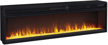 Picture of WIDE FIREPLACE INSERT