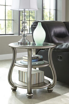 Picture of CECILIA END TABLE