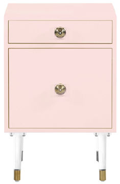 Picture of LIA PINK SIDE TABLE