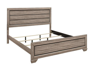 Picture of ALICE NATURAL QUEEN BED - B5500