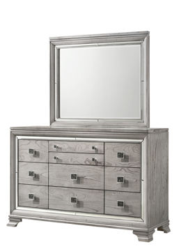 Picture of SKY TOWER KING BEDROOM SET - 7200