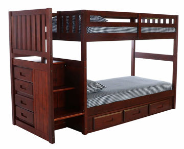 Picture of DIEGO STAIRCASE BUNKBED - 2013