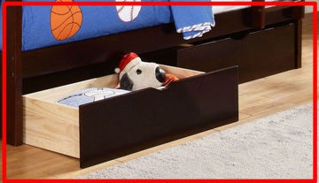Picture of DIEGO UNDERDRAWERS - CHERRY