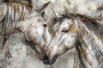 Picture of HORSES WALL ART