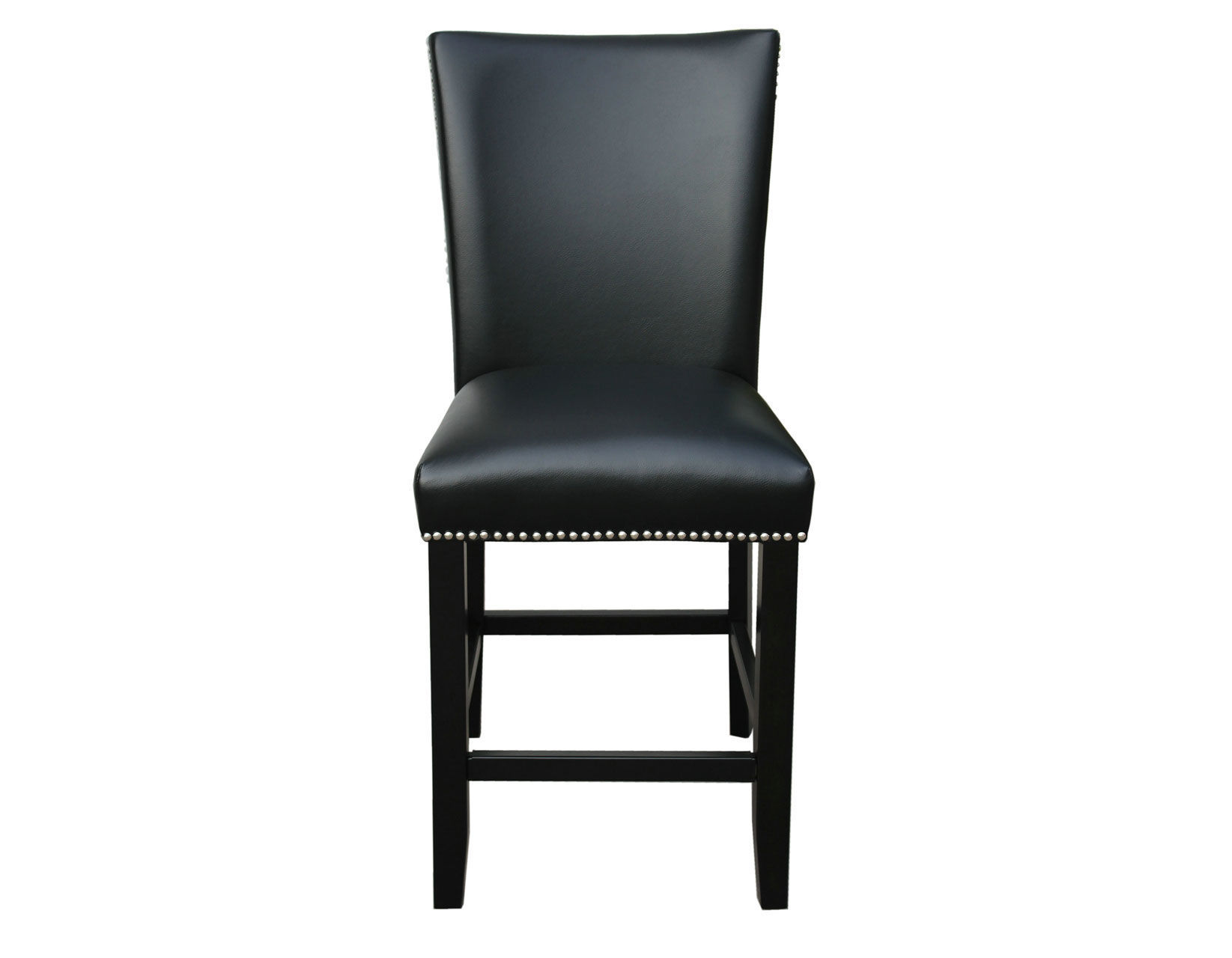 Picture of CARMEN COUNTER DINING CHAIR - BLACK