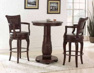 Picture of ANTOINETTE PUB DINING SET - AY300