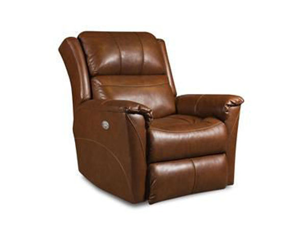 Picture of PASSION HICKORY ROCKER RECLINER - 1153