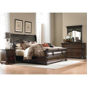 Picture of ARBOR PLACE KING BEDROOM SET - 575