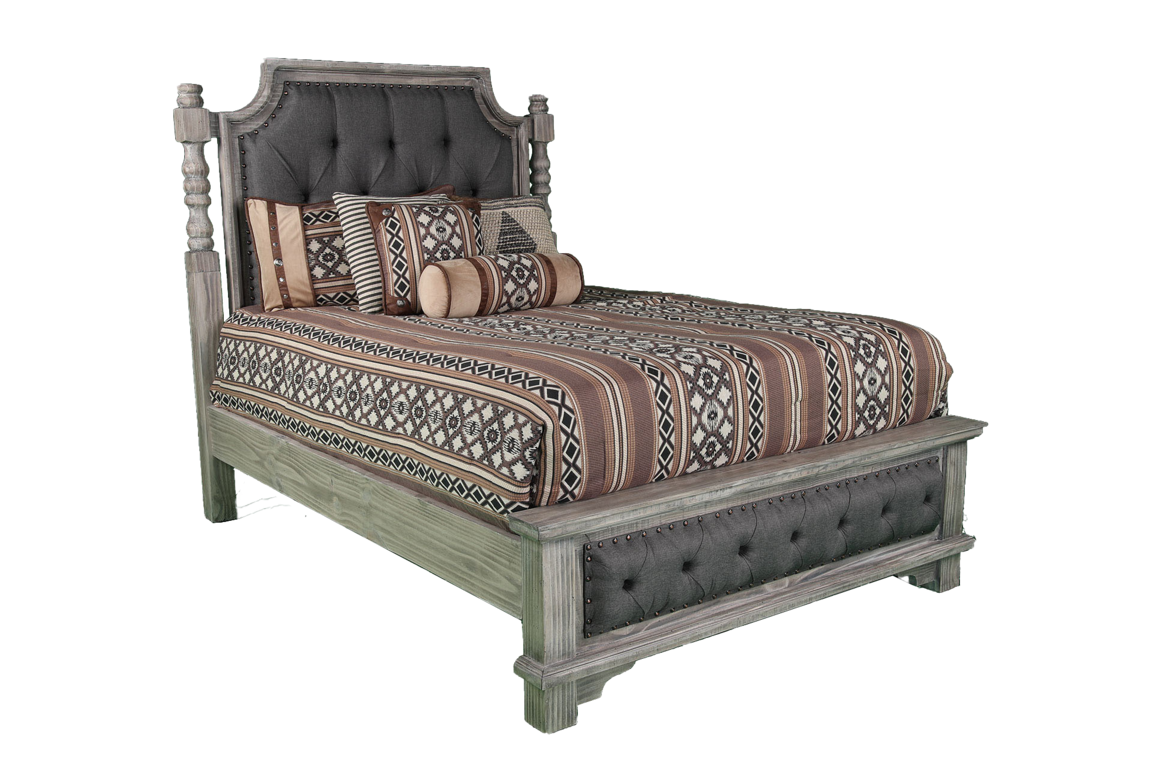 Picture of CHARLESTON 6PC KING BEDROOM SET