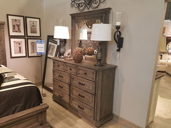 Picture of SANTORINI 6PC KING BEDROOM SET