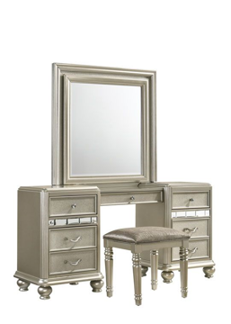 Picture of HOLLYWOOD GLAMOUR VANITY SET - B846