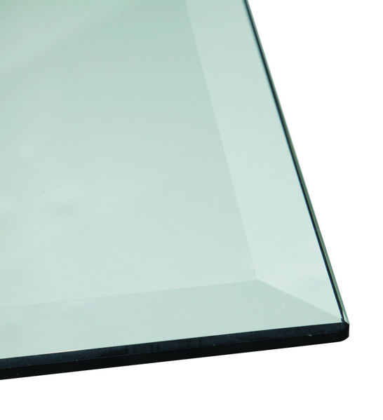 """Picture of RECTANGULAR GLASS TOP 40X72"""""""