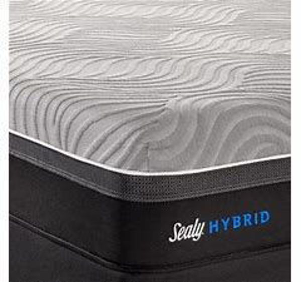 Picture of COPPER II PLUSH- HYBRID PERFORMANCE QUEEN MATTRESS