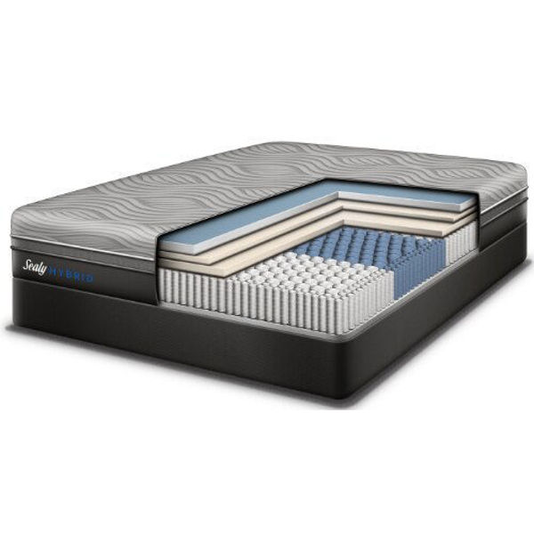Picture of COPPER II FIRM- HYBRID PERFORMANCE QUEEN MATTRESS