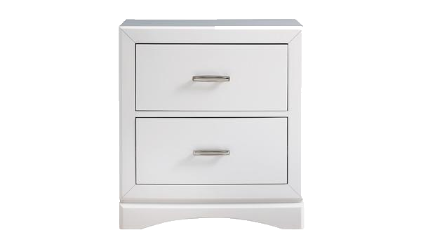 Picture of JAMISON WHITE NIGHTSTAND - 180