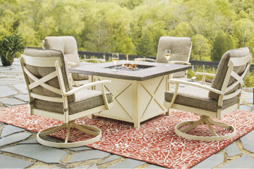 Picture of MAGGZ OUTDOOR FIRE PIT SET - P460