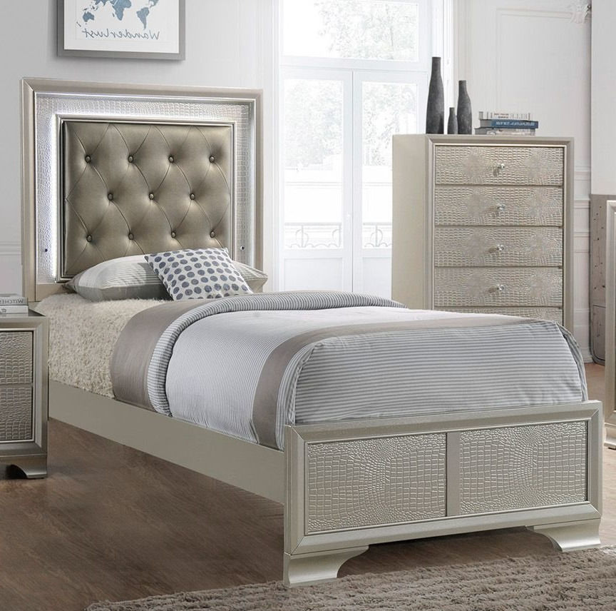 Picture of AYANA TWIN BEDROOM SET - B4300
