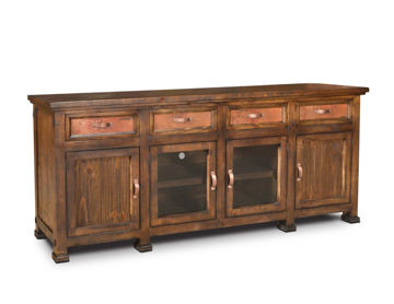 """Picture of COPPER CANYON 85"""" TV STAND - 2245"""