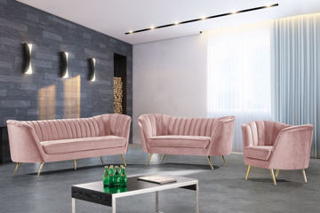 Picture of MARGO PINK LIVING ROOM - 622