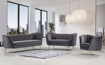 Picture of MARGO GREY LIVING ROOM - 622