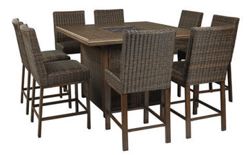 Picture of TRENTON HOME COUNTER DINING - P750