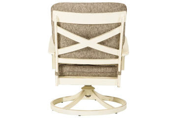 Picture of MAGGZ SWIVEL LOUNGE CHAIR - P460