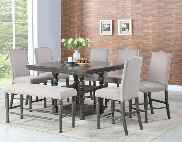 Picture of CASWELL COUNTER HEIGHT DINING CHAIR - CW700
