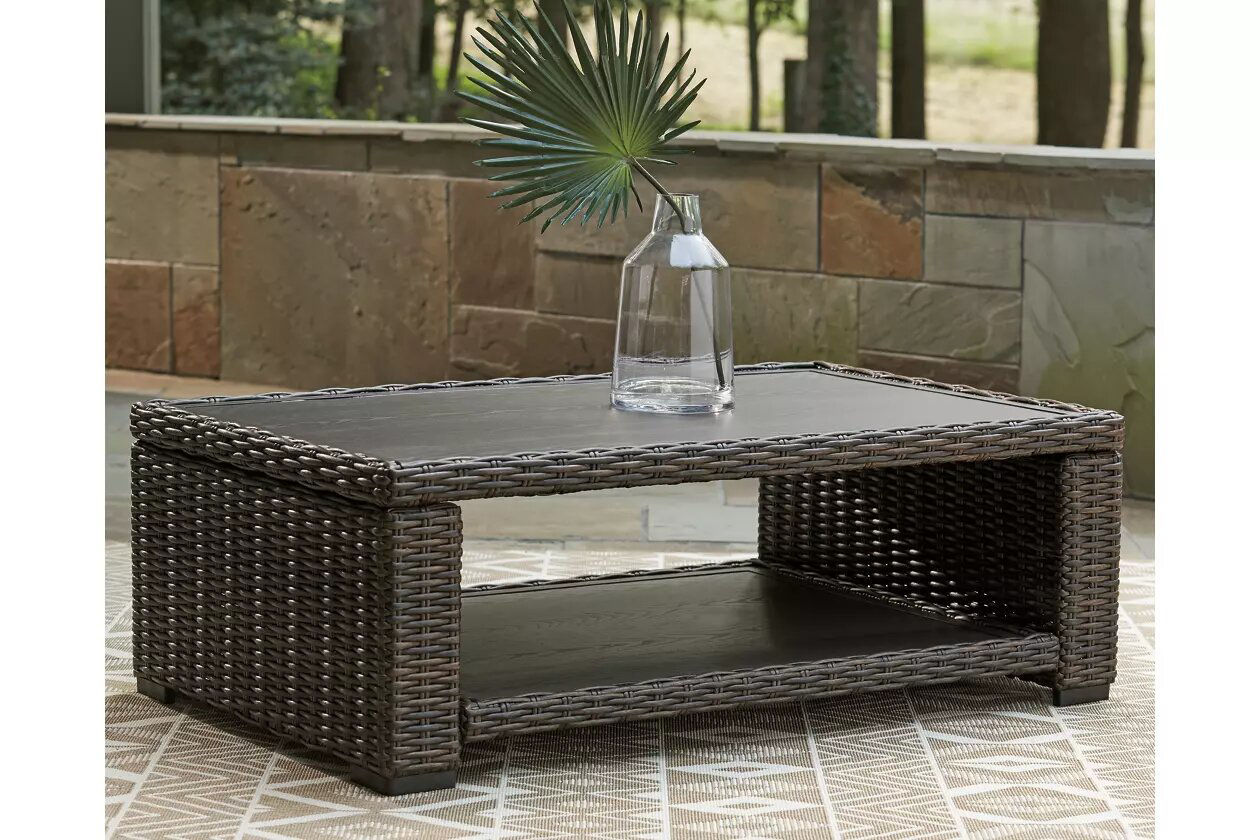 Picture of GRAYSON RECTANGULAR COCKTAIL TABLE
