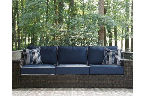 Picture of GRAYSON 2PC OUTDOOR LIVING SET - P783