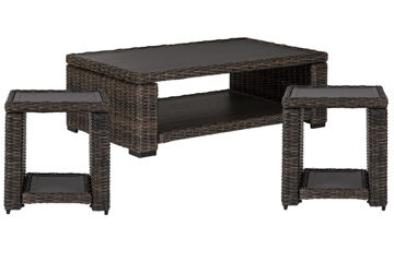 Picture of GRAYSON OCCASIONAL SET - P783