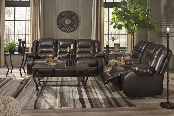 Picture of KINDRED RECLINING LOVESEAT W/CONSOLE - 79307