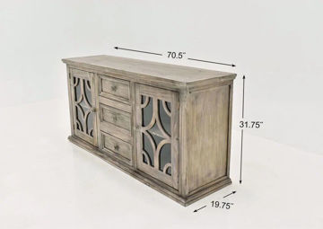 "Picture of WESTGATE 70"" TV STAND"
