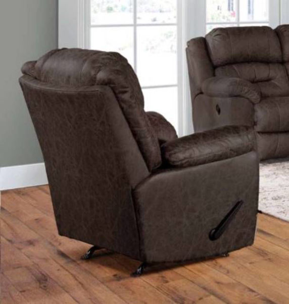 Picture of MORRISON POWER RECLINER - EARTH