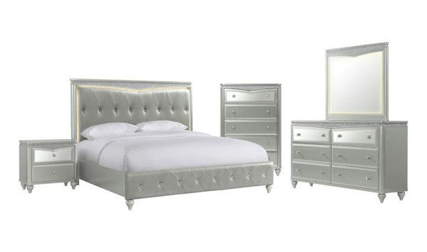 Picture of GLENDALE KING BED