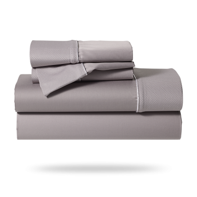 Picture of HYPERCOTTON TWIN SHEET SET-GREY