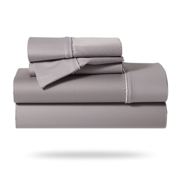 Picture of HYPERCOTTON FULL SHEET SET-GREY