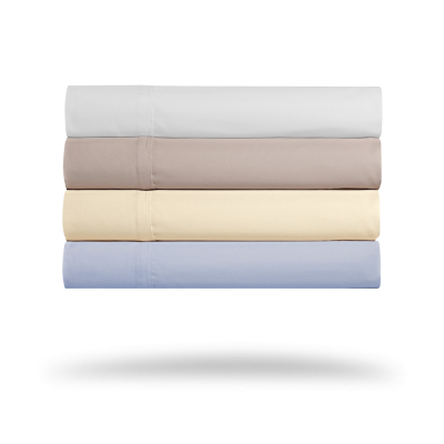 Picture of BASIC QUEEN SHEET SET - FROST