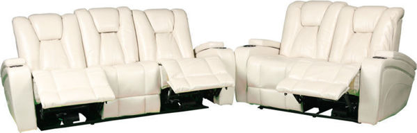Picture of TRANSFORMER OYSTER POWER RECLINING SET - 9990
