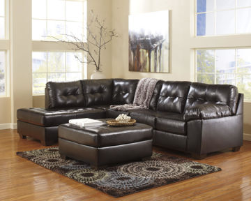 Picture of EMIRATES CHOCOLATE SECTIONAL - 20101-16-67